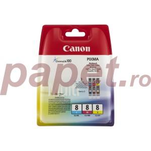 Canon multipack CLI-8C/M/Y ORIGINAL IP4200