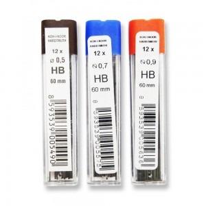 Mina creion mecanic 0.7 HB Koh-I-Noor K4162HB