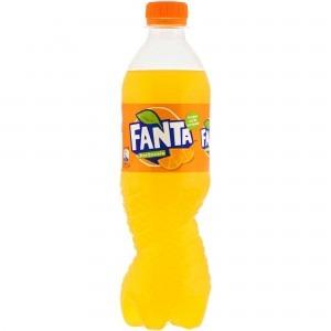 Fanta Orange 0.5l 496