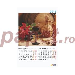 Calendar 2018 A3 Arhi policromie joy of life 11516
