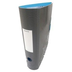 Biblioraft Leitz 82MM gri/albastru deschis L11160089